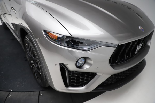 New 2021 Maserati Levante Q4 GranSport for sale $93,685 at Pagani of Greenwich in Greenwich CT 06830 27
