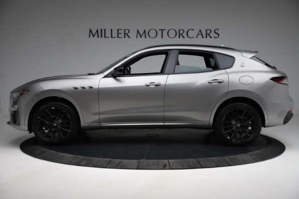 New 2021 Maserati Levante Q4 GranSport for sale $93,685 at Pagani of Greenwich in Greenwich CT 06830 3