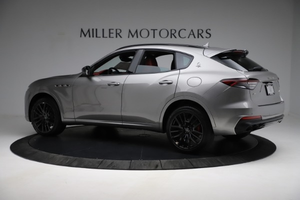 New 2021 Maserati Levante Q4 GranSport for sale $93,685 at Pagani of Greenwich in Greenwich CT 06830 4