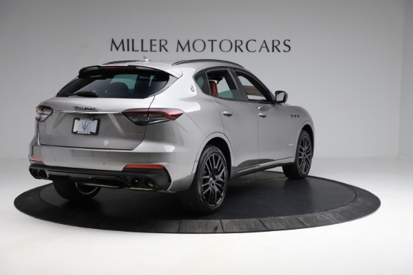 New 2021 Maserati Levante Q4 GranSport for sale $93,685 at Pagani of Greenwich in Greenwich CT 06830 7