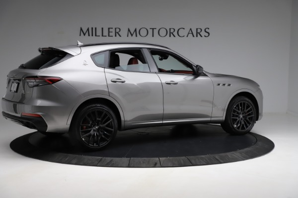 New 2021 Maserati Levante Q4 GranSport for sale $93,685 at Pagani of Greenwich in Greenwich CT 06830 8