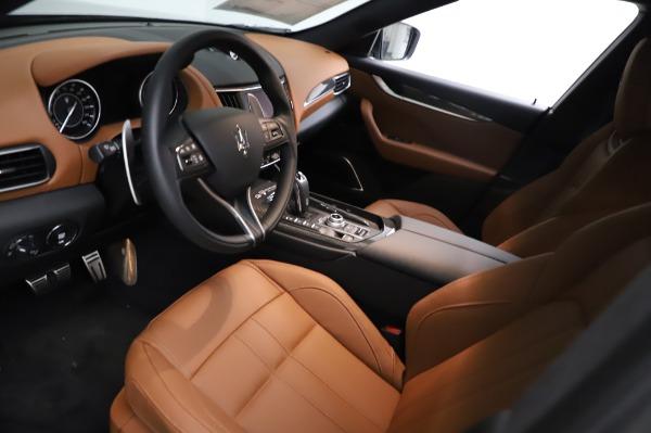 New 2021 Maserati Levante Q4 GranSport for sale $91,385 at Pagani of Greenwich in Greenwich CT 06830 14