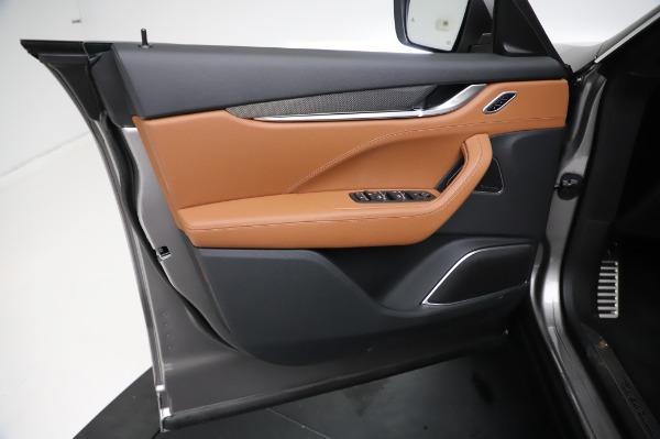 New 2021 Maserati Levante Q4 GranSport for sale $91,385 at Pagani of Greenwich in Greenwich CT 06830 18