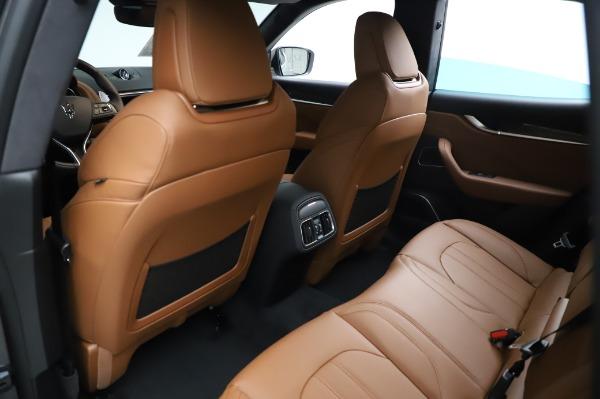 New 2021 Maserati Levante Q4 GranSport for sale $91,385 at Pagani of Greenwich in Greenwich CT 06830 19
