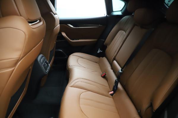 New 2021 Maserati Levante Q4 GranSport for sale $91,385 at Pagani of Greenwich in Greenwich CT 06830 20