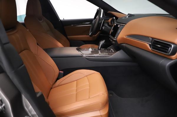 New 2021 Maserati Levante Q4 GranSport for sale $91,385 at Pagani of Greenwich in Greenwich CT 06830 23