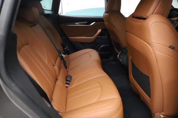 New 2021 Maserati Levante Q4 GranSport for sale $91,385 at Pagani of Greenwich in Greenwich CT 06830 25