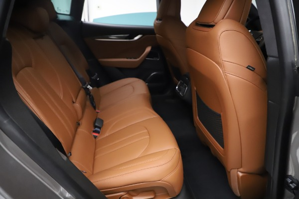 New 2021 Maserati Levante Q4 GranSport for sale $91,385 at Pagani of Greenwich in Greenwich CT 06830 26