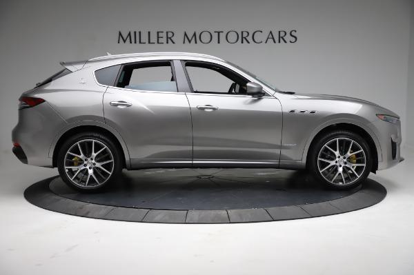 New 2021 Maserati Levante Q4 GranSport for sale $91,385 at Pagani of Greenwich in Greenwich CT 06830 9