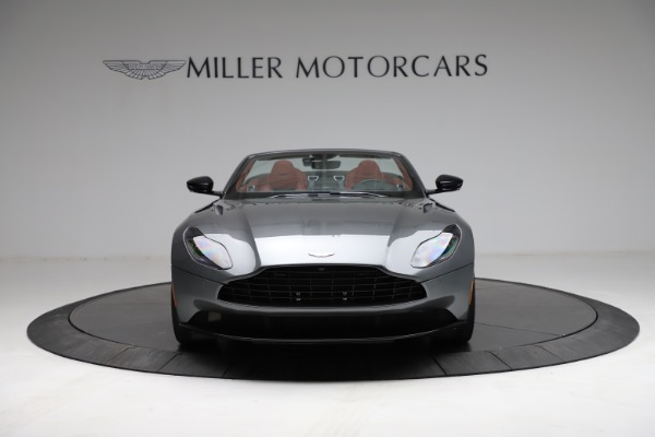 Used 2019 Aston Martin DB11 Volante for sale $211,990 at Pagani of Greenwich in Greenwich CT 06830 11