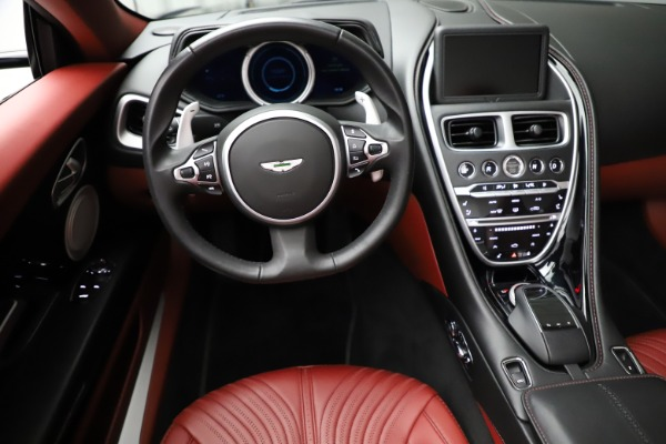 Used 2019 Aston Martin DB11 Volante for sale $211,990 at Pagani of Greenwich in Greenwich CT 06830 13