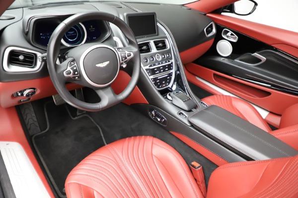 Used 2019 Aston Martin DB11 Volante for sale $211,990 at Pagani of Greenwich in Greenwich CT 06830 14