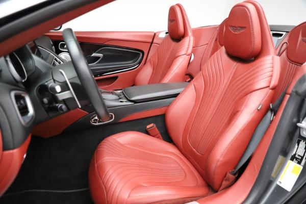 Used 2019 Aston Martin DB11 Volante for sale $211,990 at Pagani of Greenwich in Greenwich CT 06830 16