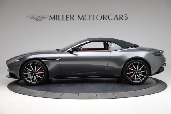 Used 2019 Aston Martin DB11 Volante for sale $211,990 at Pagani of Greenwich in Greenwich CT 06830 23