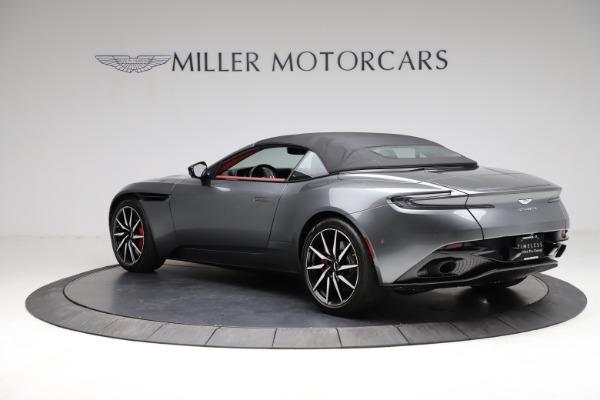 Used 2019 Aston Martin DB11 Volante for sale $211,990 at Pagani of Greenwich in Greenwich CT 06830 24