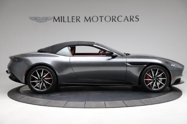 Used 2019 Aston Martin DB11 Volante for sale $211,990 at Pagani of Greenwich in Greenwich CT 06830 26