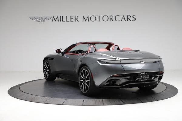 Used 2019 Aston Martin DB11 Volante for sale $211,990 at Pagani of Greenwich in Greenwich CT 06830 4