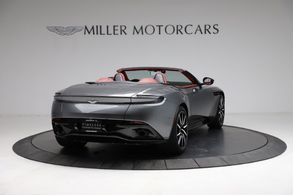 Used 2019 Aston Martin DB11 Volante for sale $211,990 at Pagani of Greenwich in Greenwich CT 06830 6