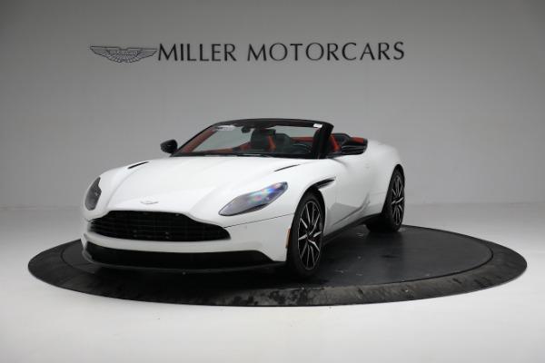 Used 2019 Aston Martin DB11 Volante for sale $209,990 at Pagani of Greenwich in Greenwich CT 06830 12