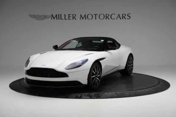 Used 2019 Aston Martin DB11 Volante for sale $209,990 at Pagani of Greenwich in Greenwich CT 06830 13