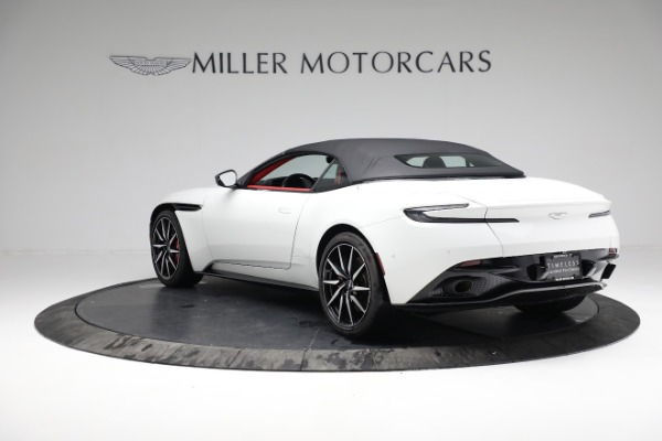 Used 2019 Aston Martin DB11 Volante for sale $209,990 at Pagani of Greenwich in Greenwich CT 06830 15