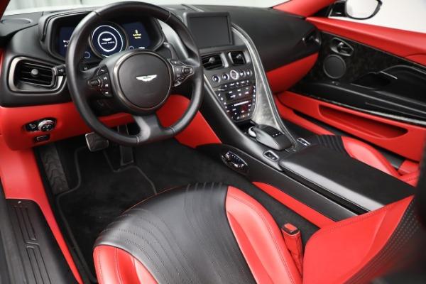 Used 2019 Aston Martin DB11 Volante for sale $209,990 at Pagani of Greenwich in Greenwich CT 06830 19