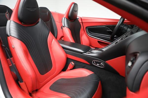Used 2019 Aston Martin DB11 Volante for sale $209,990 at Pagani of Greenwich in Greenwich CT 06830 25