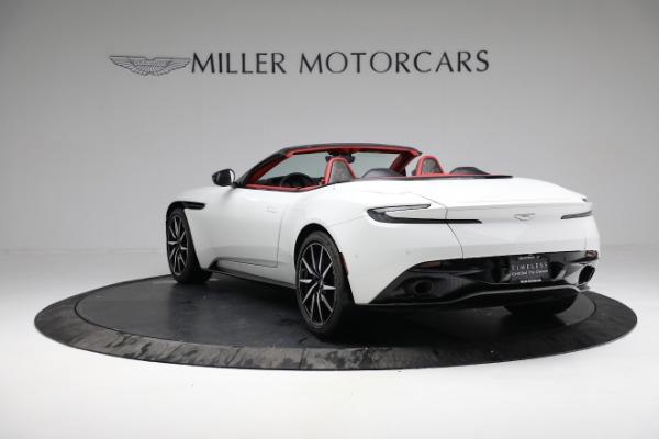 Used 2019 Aston Martin DB11 Volante for sale $209,990 at Pagani of Greenwich in Greenwich CT 06830 4