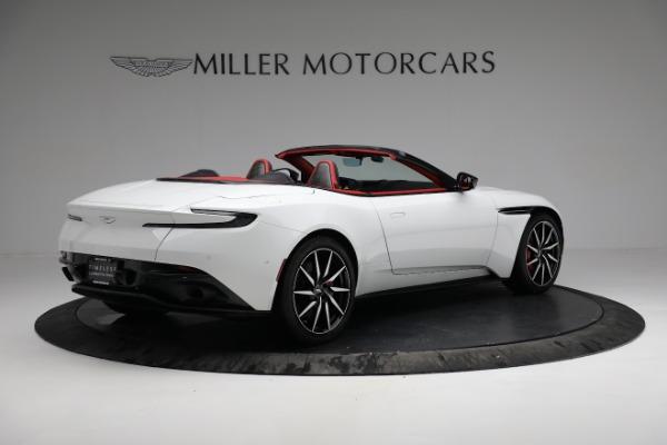 Used 2019 Aston Martin DB11 Volante for sale $209,990 at Pagani of Greenwich in Greenwich CT 06830 7