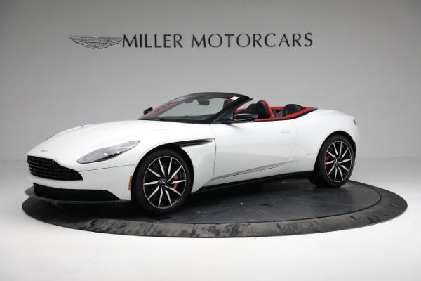 Used 2019 Aston Martin DB11 Volante for sale $209,990 at Pagani of Greenwich in Greenwich CT 06830 1