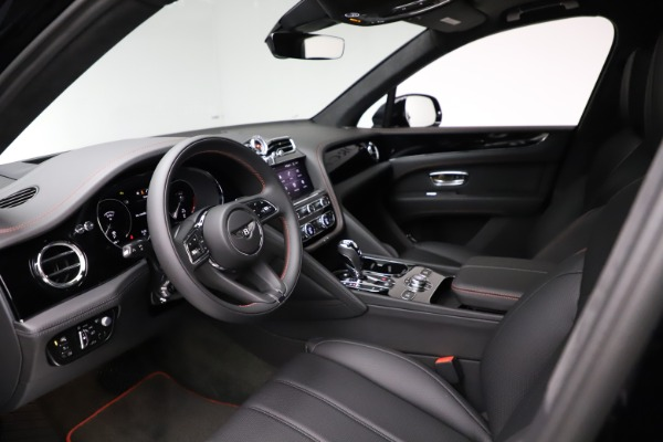 New 2021 Bentley Bentayga V8 for sale Call for price at Pagani of Greenwich in Greenwich CT 06830 17
