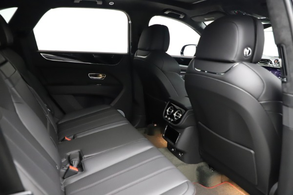 New 2021 Bentley Bentayga V8 for sale Call for price at Pagani of Greenwich in Greenwich CT 06830 22