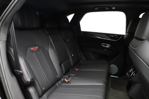 New 2021 Bentley Bentayga V8 for sale Call for price at Pagani of Greenwich in Greenwich CT 06830 24