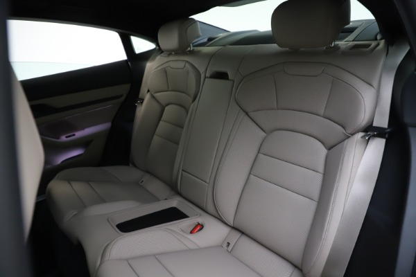 Used 2021 Porsche Taycan 4S for sale Sold at Pagani of Greenwich in Greenwich CT 06830 18