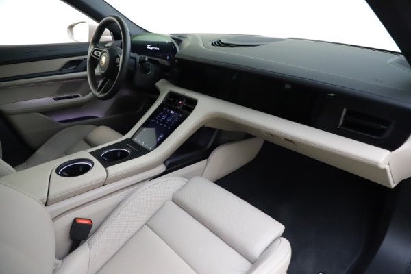Used 2021 Porsche Taycan 4S for sale Sold at Pagani of Greenwich in Greenwich CT 06830 20
