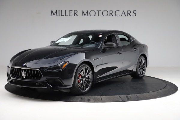 New 2021 Maserati Ghibli S Q4 GranSport for sale $100,635 at Pagani of Greenwich in Greenwich CT 06830 2