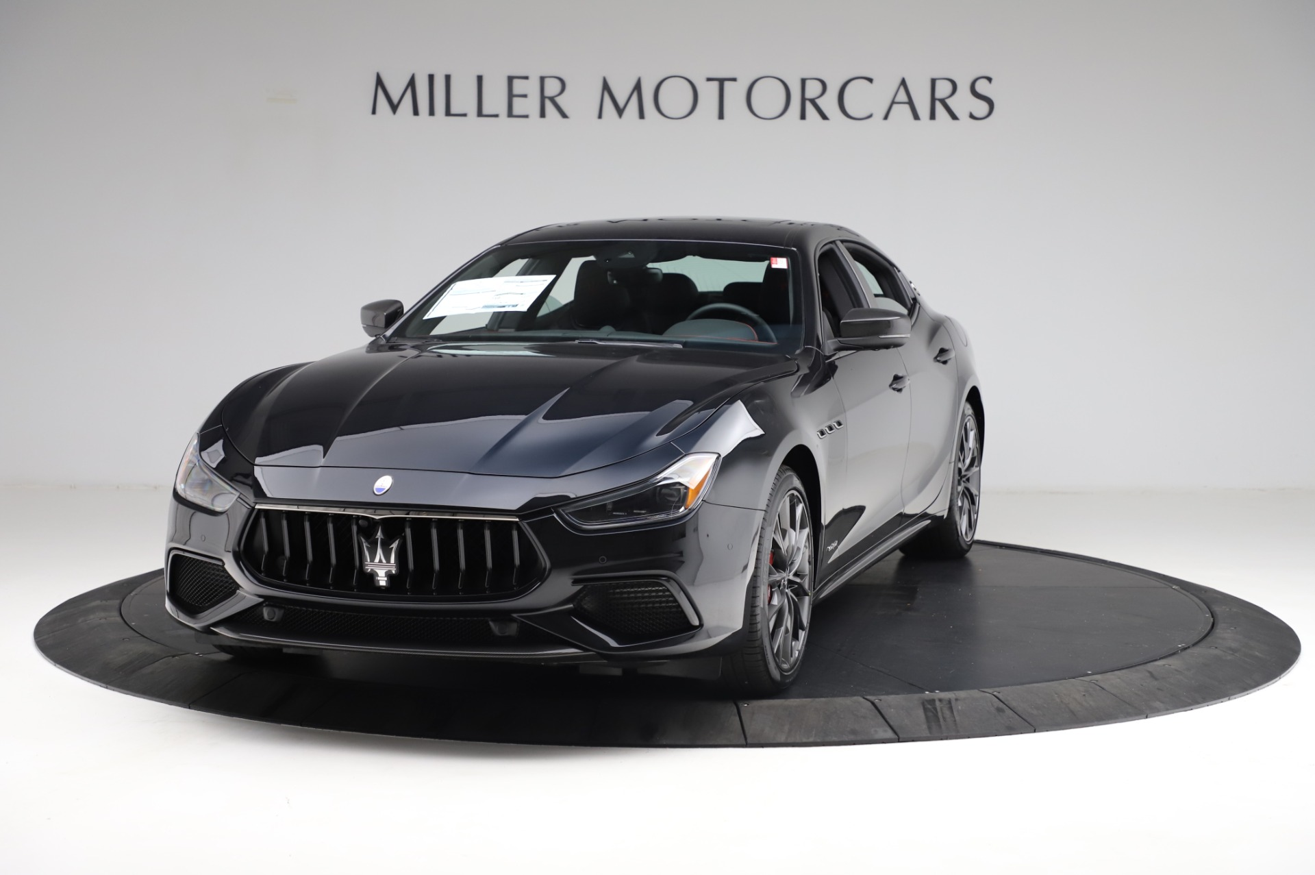 New 2021 Maserati Ghibli S Q4 GranSport for sale $100,635 at Pagani of Greenwich in Greenwich CT 06830 1