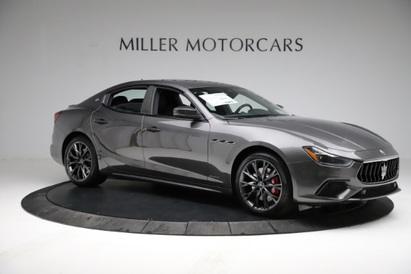 New 2021 Maserati Ghibli S Q4 GranSport for sale $100,635 at Pagani of Greenwich in Greenwich CT 06830 10