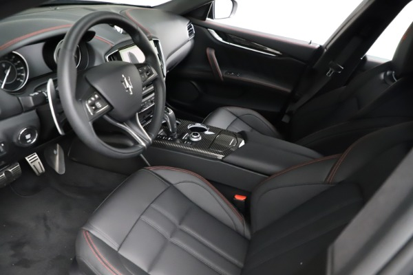 New 2021 Maserati Ghibli S Q4 GranSport for sale $100,635 at Pagani of Greenwich in Greenwich CT 06830 14