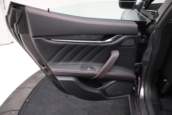 New 2021 Maserati Ghibli S Q4 GranSport for sale $100,635 at Pagani of Greenwich in Greenwich CT 06830 21