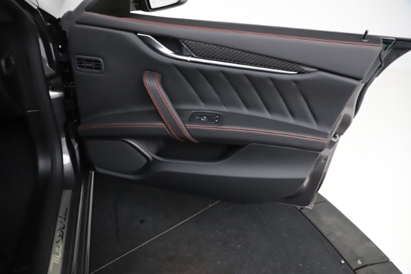 New 2021 Maserati Ghibli S Q4 GranSport for sale $100,635 at Pagani of Greenwich in Greenwich CT 06830 24