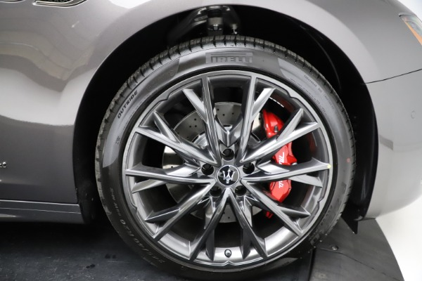 New 2021 Maserati Ghibli S Q4 GranSport for sale $100,635 at Pagani of Greenwich in Greenwich CT 06830 28