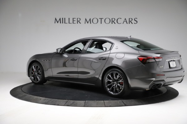 New 2021 Maserati Ghibli S Q4 GranSport for sale $100,635 at Pagani of Greenwich in Greenwich CT 06830 4