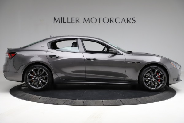 New 2021 Maserati Ghibli S Q4 GranSport for sale $100,635 at Pagani of Greenwich in Greenwich CT 06830 9