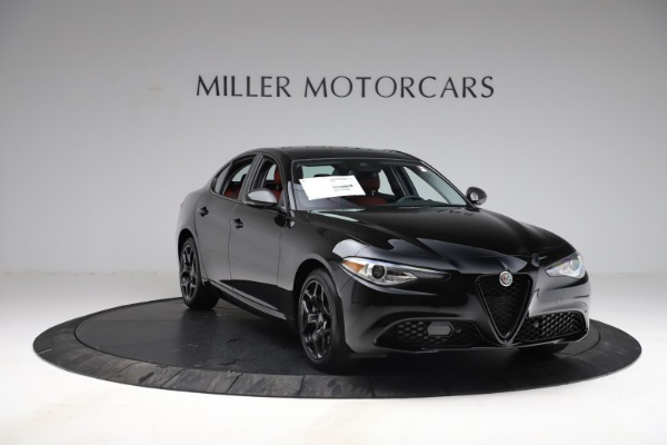 New 2021 Alfa Romeo Giulia Q4 for sale $48,535 at Pagani of Greenwich in Greenwich CT 06830 11