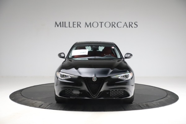 New 2021 Alfa Romeo Giulia Q4 for sale $48,535 at Pagani of Greenwich in Greenwich CT 06830 12