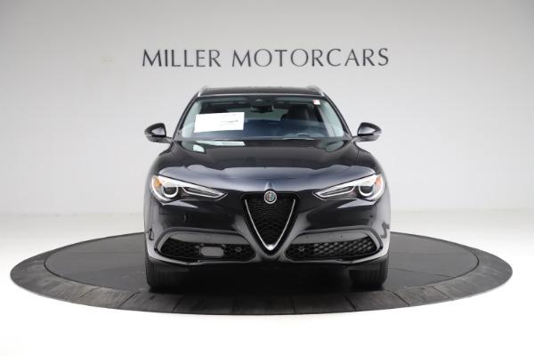 New 2021 Alfa Romeo Stelvio Q4 for sale $50,245 at Pagani of Greenwich in Greenwich CT 06830 12