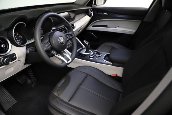 New 2021 Alfa Romeo Stelvio Q4 for sale $50,245 at Pagani of Greenwich in Greenwich CT 06830 13