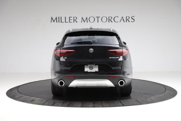 New 2021 Alfa Romeo Stelvio Q4 for sale $50,245 at Pagani of Greenwich in Greenwich CT 06830 6