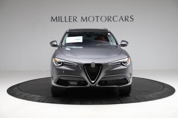 New 2021 Alfa Romeo Stelvio Ti Q4 for sale $55,500 at Pagani of Greenwich in Greenwich CT 06830 13
